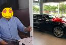 CEO sinh năm 1999 mua xe trên dưới 5 tỷ tặng bạn gái: 'Em vui là được'